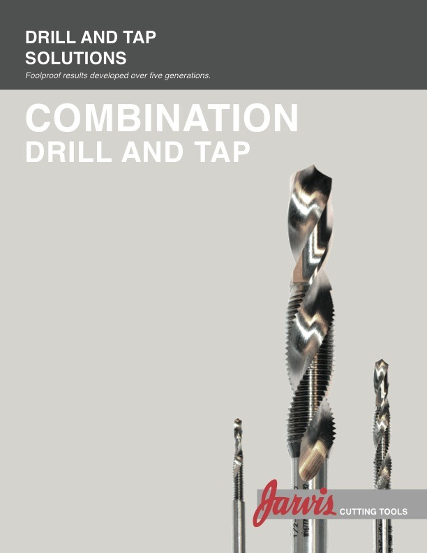Combination Drill and Tap