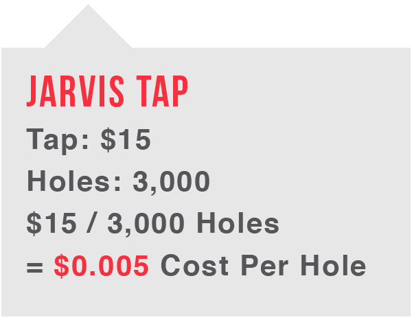 Jarvis Tap