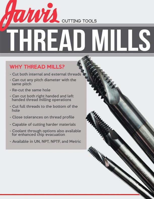 Thread Mills