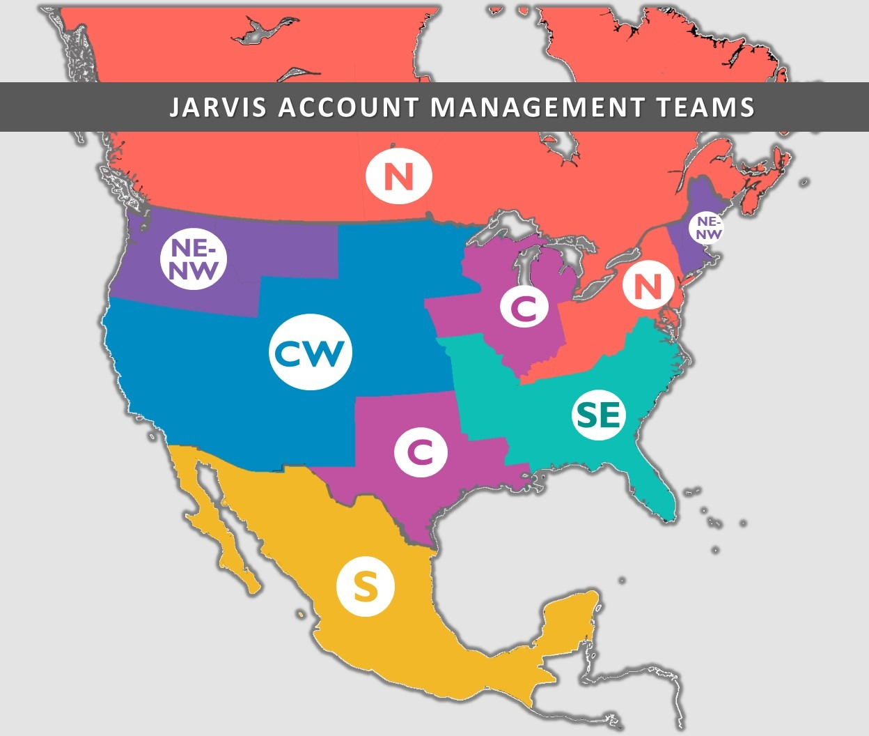 jarvis account map