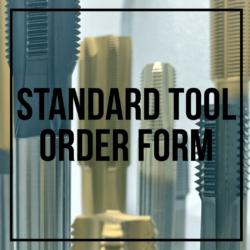 order standard tools